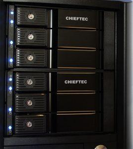 server-virtualisierung proxmox-ve wechselrahmen