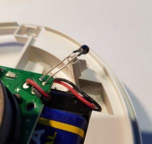 Rauchmelder Gira Dual Q Sensor