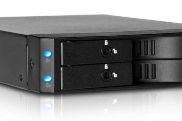 Proxmox VE Notfallserver mit SSD